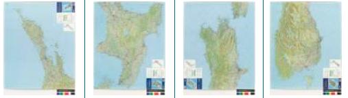 New Zealand Topographic Maps