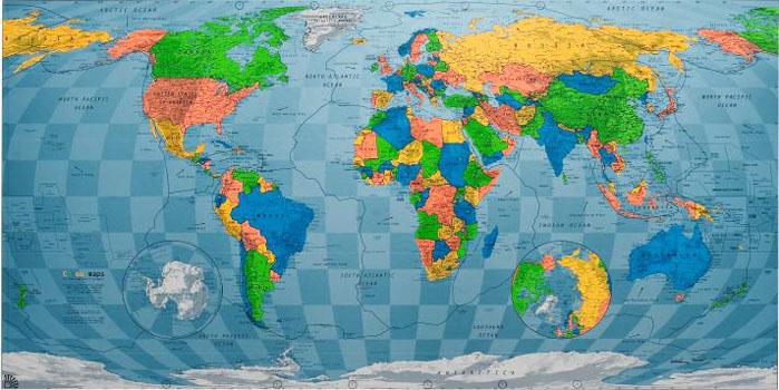 Future world map gumiabroncs Choice Image
