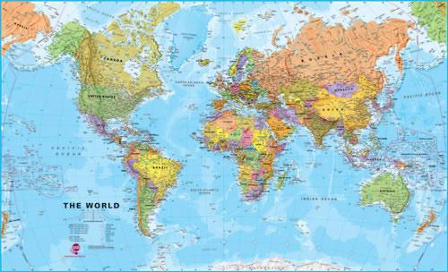 Maps International Map